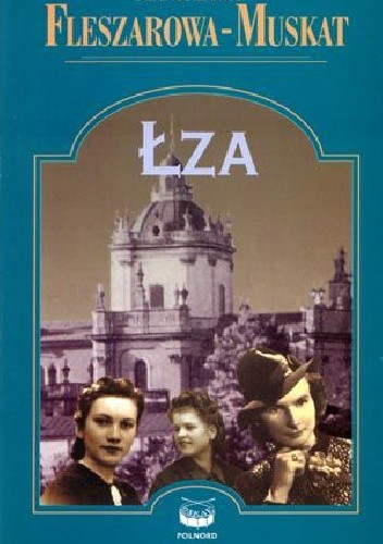 Okładka książki Łza