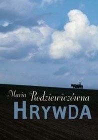 Okładka książki Hrywda