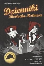 Okładka książki Dzienniki Sherlocka Holmesa