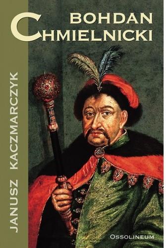 Okładka książki Bohdan Chmielnicki