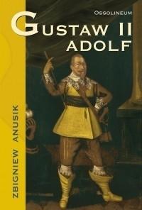 Okładka książki Gustaw II Adolf
