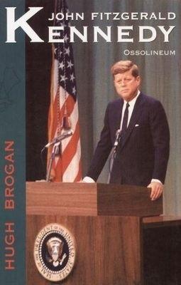 Okładka książki John Fitzgerald Kennedy