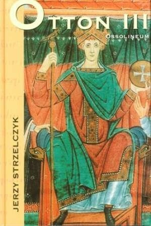 Okładka książki Otton III