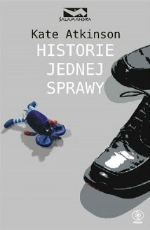 Okładka książki Historie jednej sprawy
