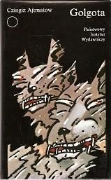 Okładka książki Golgota