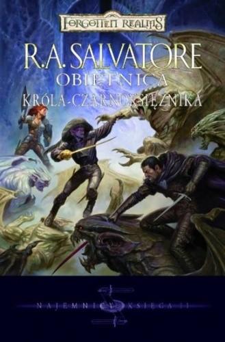 Okładka książki Obietnica Króla-Czarnoksiężnika