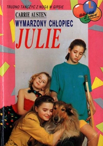 Okładka książki Wymarzony chłopiec Julie