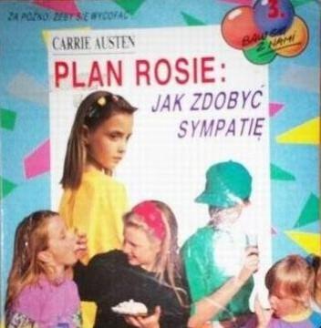 Okładka książki Plan Rosie: Jak zdobyć sympatię