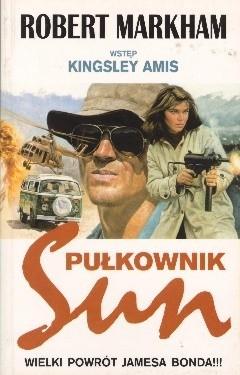 Okładka książki Pułkownik Sun