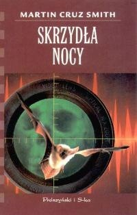 Okładka książki Skrzydła nocy