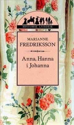 Okładka książki Anna, Hanna i Johanna