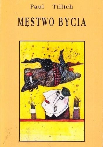Okładka książki Męstwo bycia