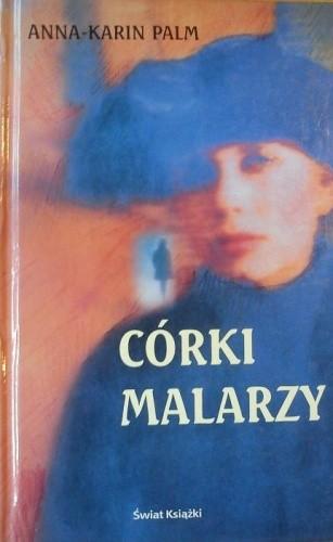 Okładka książki Córki malarzy