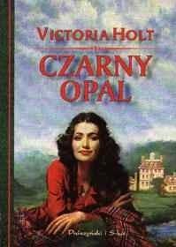 Okładka książki Czarny opal