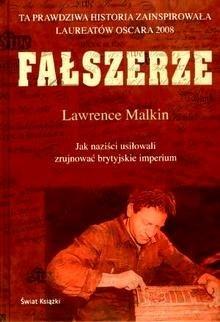 Okładka książki Fałszerze