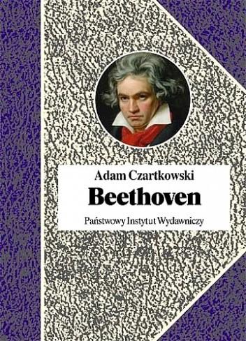 Okładka książki Beethoven