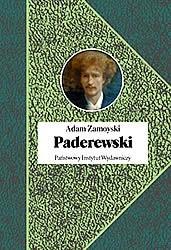 Okładka książki Paderewski