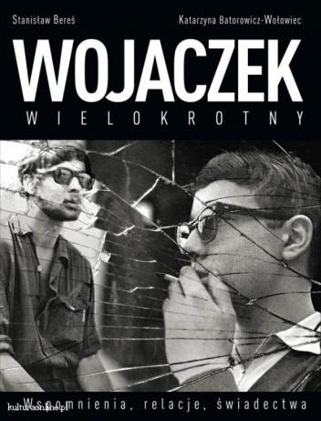Okładka książki Wojaczek wielokrotny