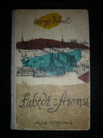 Okładka książki Łabędź z Avonu