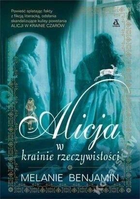 Okładka książki Alicja w krainie rzeczywistości