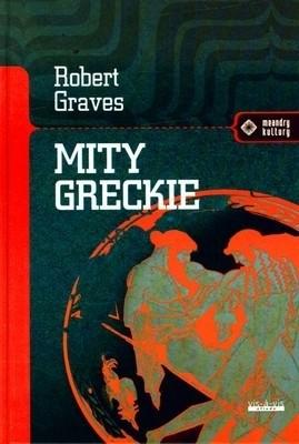 Okładka książki Mity greckie