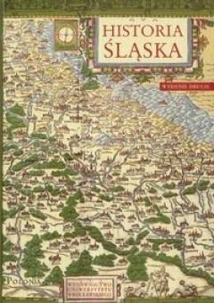 Okładka książki Historia Śląska