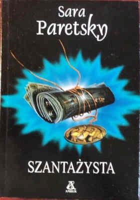 Okładka książki Szantażysta