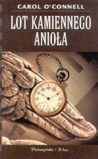Okładka książki Lot kamiennego anioła