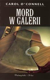 Okładka książki Mord w galerii