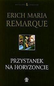 Okładka książki Przystanek na horyzoncie