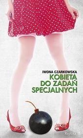 Okładka książki Kobieta do zadań specjalnych