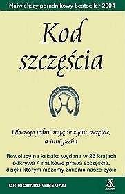 Okładka książki Kod szczęścia