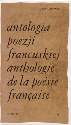 Okładka książki Antologia poezji francuskiej. T.4