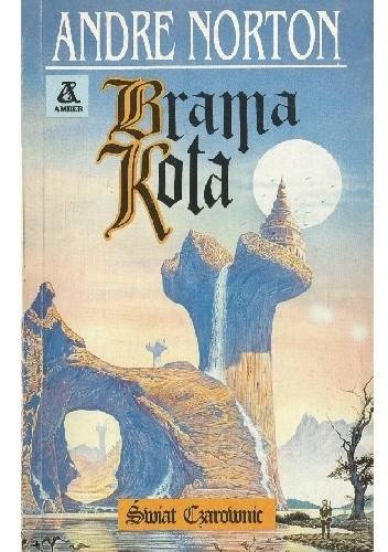 Okładka książki Brama kota
