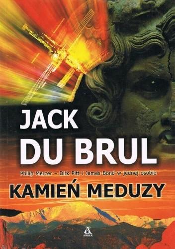Okładka książki Kamień Meduzy