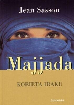 Okładka książki Majjada, kobieta Iraku