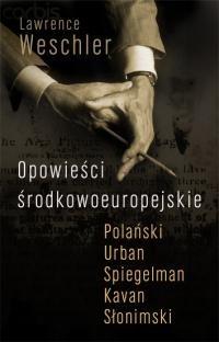 Okładka książki Opowieści środkowoeuropejskie