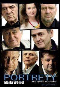 Okładka książki Portrety nie tylko filmowe