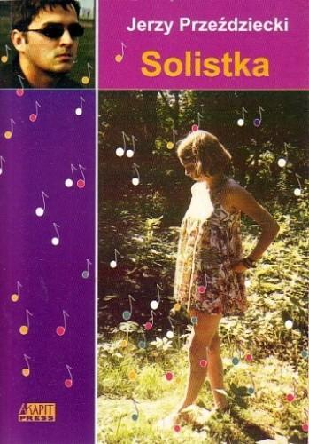 Okładka książki Solistka