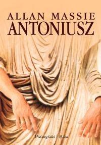 Okładka książki Antoniusz