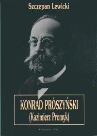 Okładka książki Konrad Prószyński (Kazimierz Promyk)