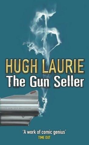 Okładka książki The Gun Seller