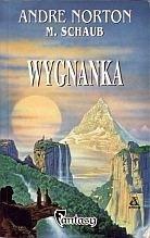 Okładka książki Wygnanka