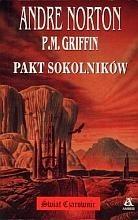 Okładka książki Pakt sokolników