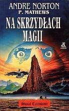 Okładka książki Na skrzydłach magii