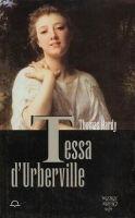 Okładka książki Tessa d'Urberville