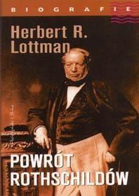 Okładka książki Powrót Rothschildów