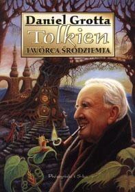 Okładka książki Tolkien twórca Śródziemia