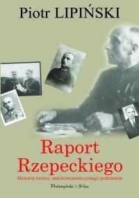 Okładka książki Raport Rzepeckiego