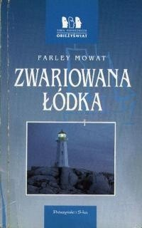 Okładka książki Zwariowana łódka